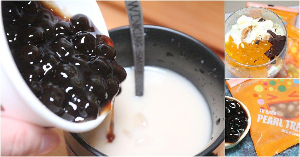 【宅配珍珠】即食珍珠便利有百搭  簡單加熱就有現煮般的Q彈美味