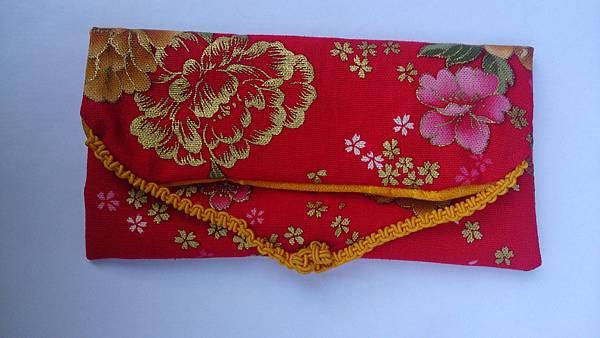 中國結紅包袋