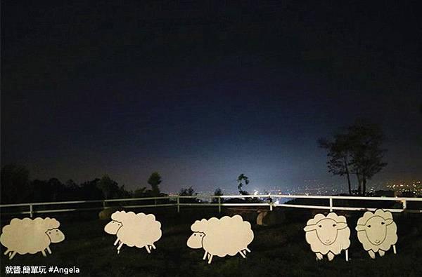 小羊群伴夜景.jpg