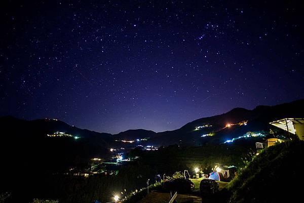 四季的夜空