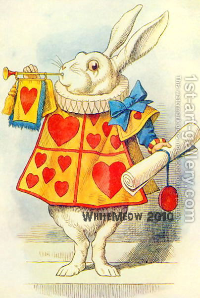The-White-Rabbit,-Illustration-From-Alice-In-Wonderland-By-Lewis-Carroll-1832-9.jpg