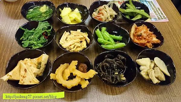 <捷運大坪林站>朝鮮味韓國料理