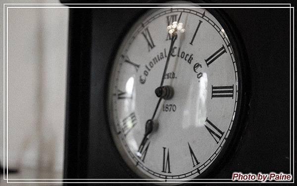 忘了時間的鐘