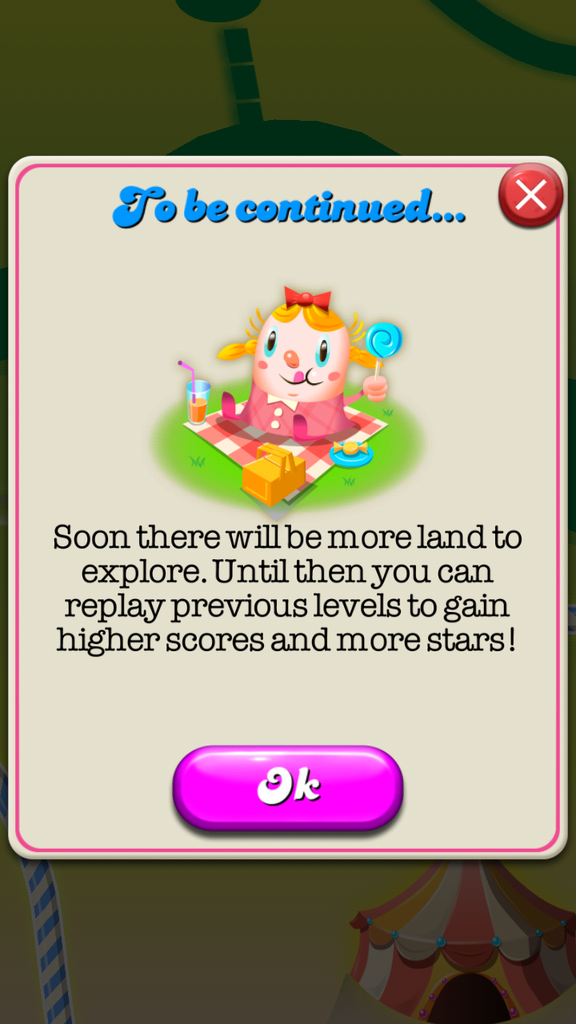 candy crush saga 電腦 版 上/