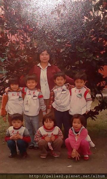 幼稚園時期