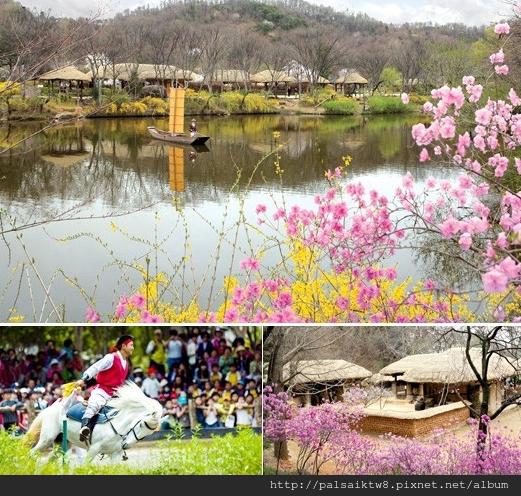 韓國民俗村01