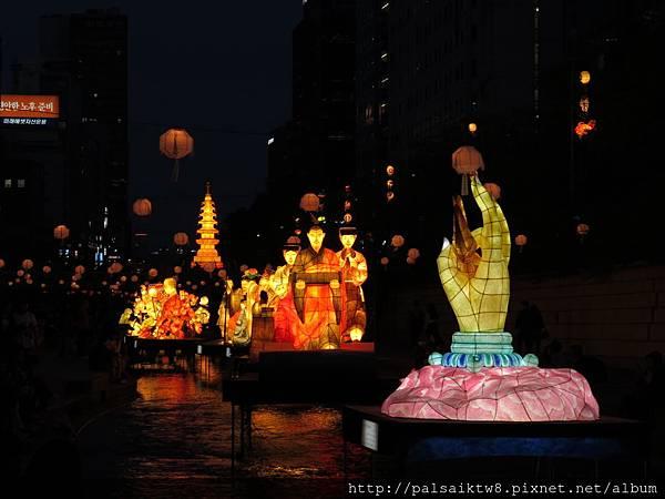 傳統燈飾展示會