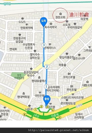 KONGBUL MAP