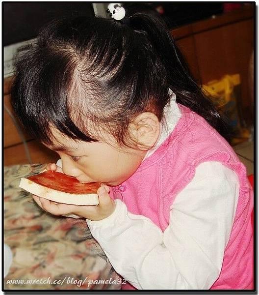 草莓顆粒果醬5