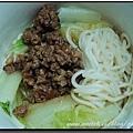 小麵館-香菇肉燥麵1