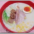 晴晴小食唐-豚骨拉麵