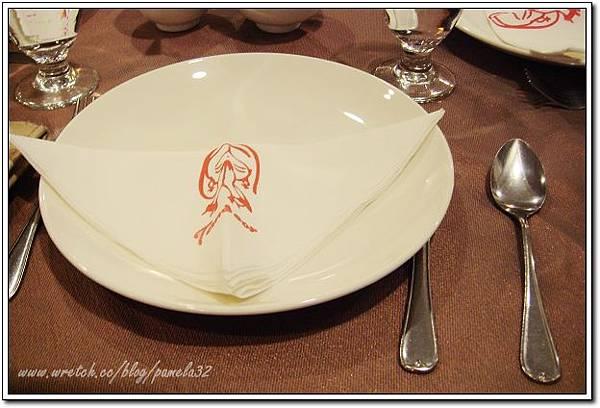 坦都印度餐廳-餐具