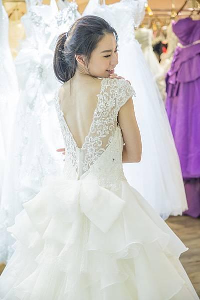 手工婚紗 推薦_白紗(39)