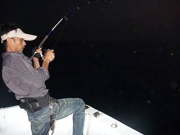 坐旗興號釣鮪魚