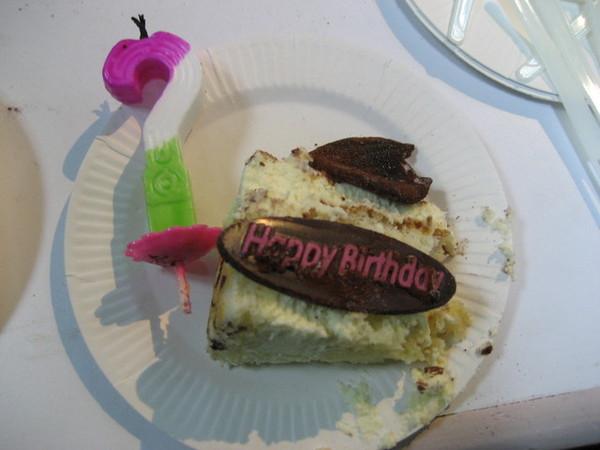 好感動~今年吃了5個蛋糕