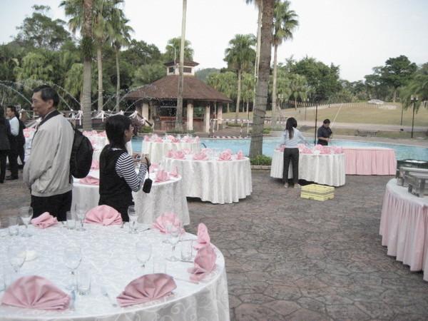 鴻禧山莊婚宴會場