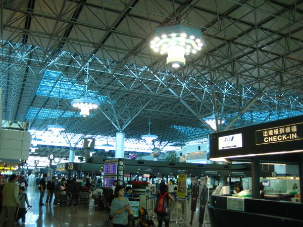 桃園中正機場第二航廈