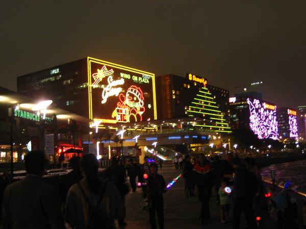 聖誕節燈飾