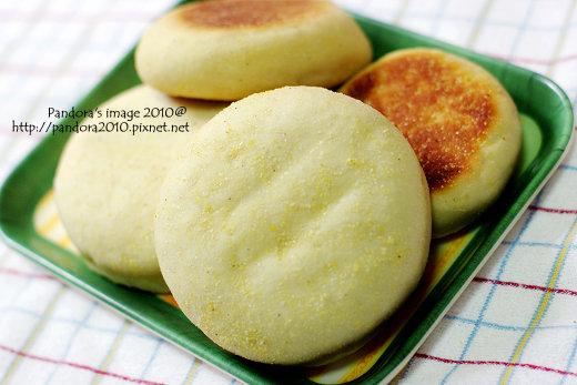 英式馬芬 English Muffin