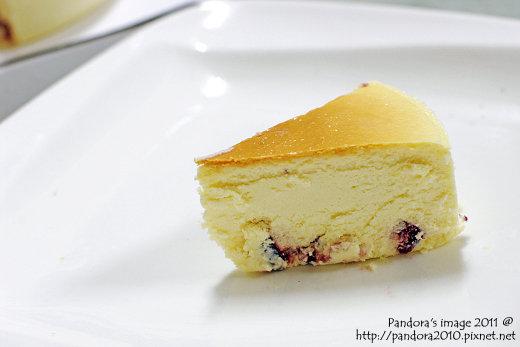 起士公爵-楓糖蔓越莓乳酪蛋糕
