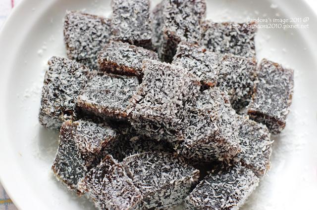 黑糖蓮藕糕