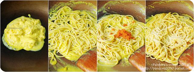 香草南瓜義大利麵