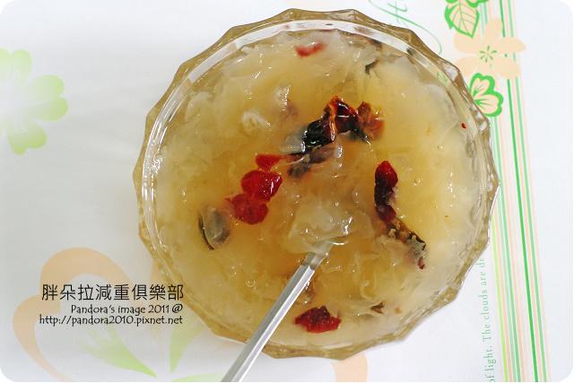 2011.08.21-蜜棗蔓越莓雪耳湯
