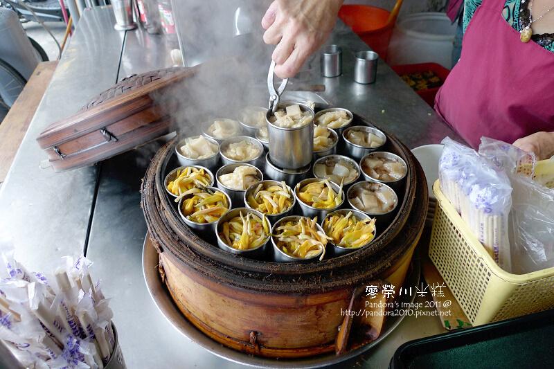 廟口廖榮川米糕
