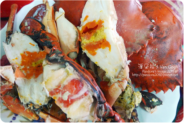 2011.10.02-清蒸螃蟹