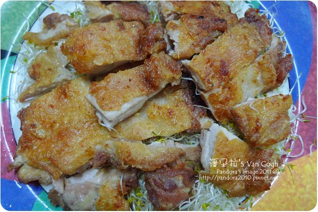 2011.10.05-炸雞腿排
