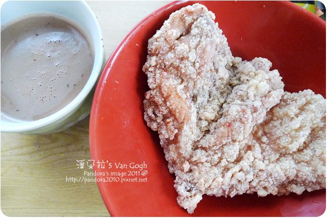 2011.10.14-香雞排、(舊街場)白咖啡-二合一