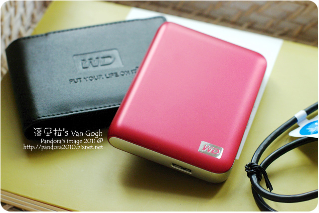 2011.10.13-WD 2.5吋 1TB USB3.0