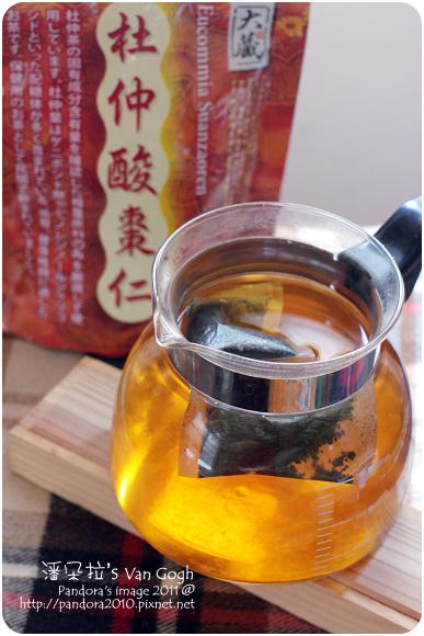 2011.11.05-(大藏OKURA)杜仲茶酸棗仁.