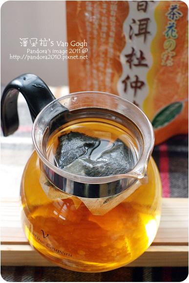 2011.11.12-(大藏)普洱杜仲茶