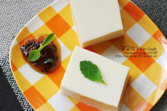 香草豆腐布丁