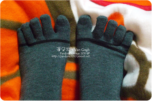 2011.12.11-五指襪