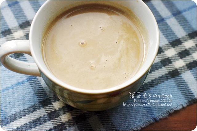 2011.12.15-黑糖豆漿