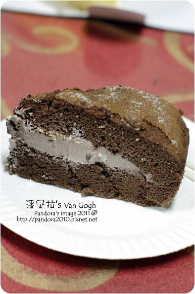 2011.12.23-(嗎啡波士頓派)經典松露巧克