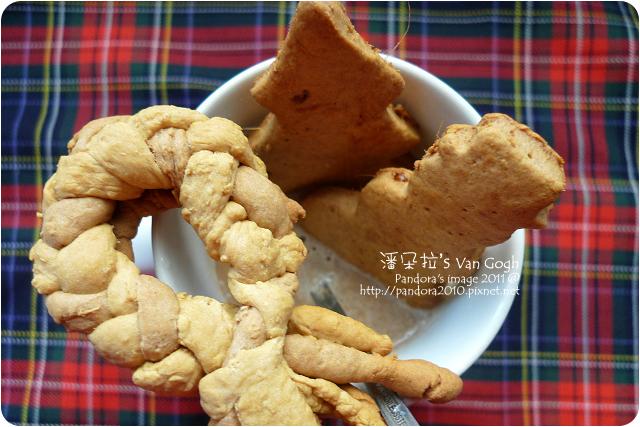 2011.12.25-(桂格)皇家鮮奶麥片+薑餅