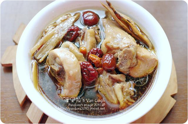 2011.12.25-黑麥雞湯