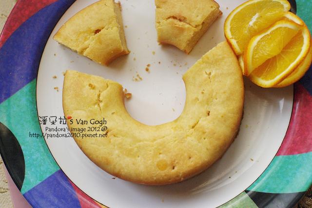 香橙檸檬鬆餅