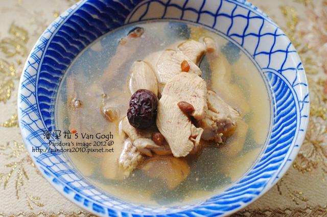 四物雞湯(雞胸肉)