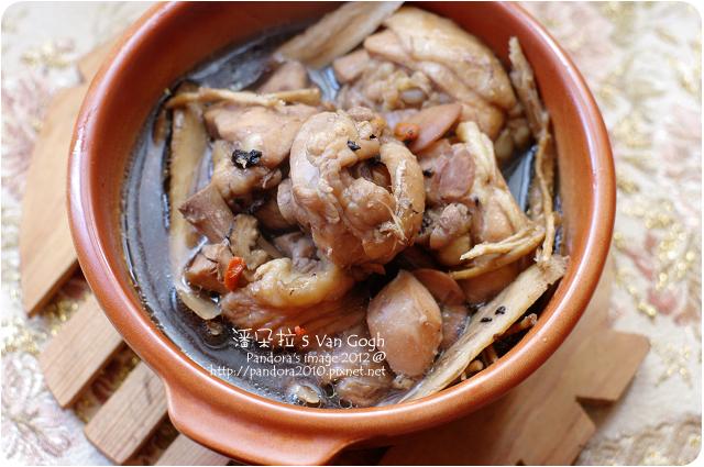 2012.01.26-當歸青耆雞湯