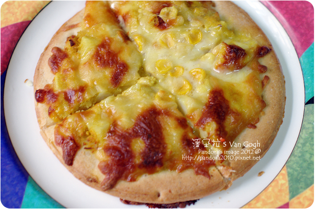 2012.01.27-(pasta99)咖哩雞丁pizza