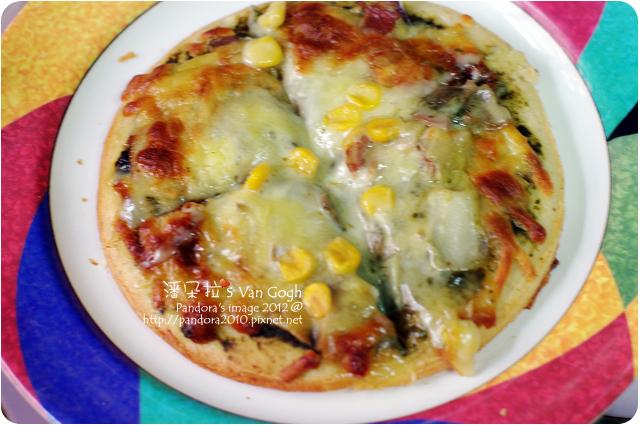 2012.01.27-(pasta99)培根青醬pizza