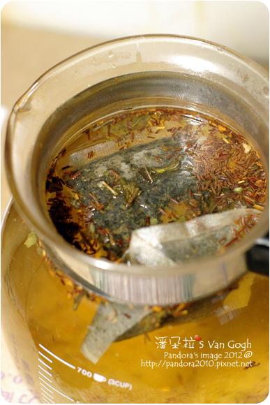 2012.01.31-88番杜仲茶+如意波斯+薄荷茶