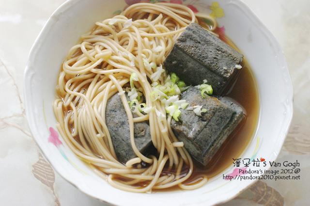2012.02.15-芝麻豆腐湯麵