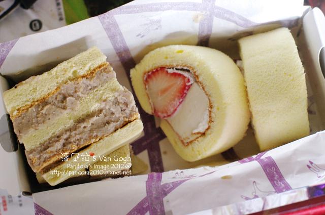2012.02.29-(聖保羅)芋泥卷&草莓奶凍卷