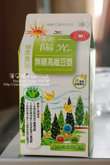 2012.03.02-(統一)陽光無糖高纖豆漿
