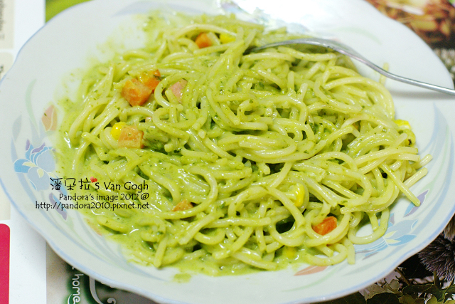 2012.03.10-(pasta99)奶油松子青醬麵